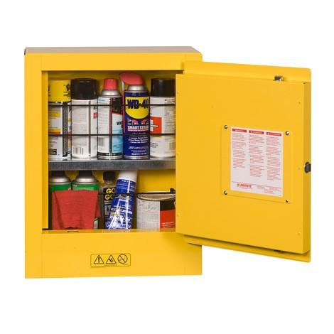 Justrite® Mini Veiligheidskast