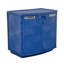 Justrite® PE-Sicherheitsschrank für korrosive Chemikalien