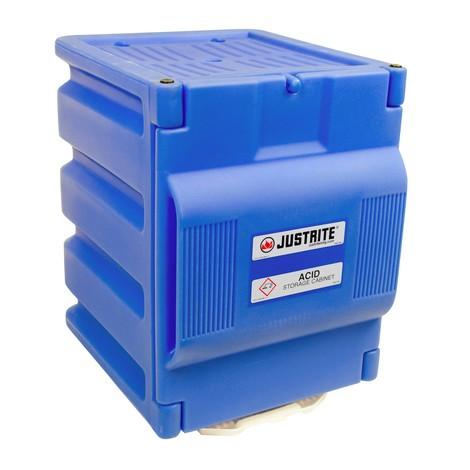 Justrite® PE veiligheidskast voor corrosieve chemicaliën