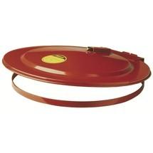Justrite Safety Barrel Deksel voor 200 liter vaten