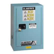 Justrite® Sicherheitsschrank Compac Sure-Grip® FM, für Ätzmittel