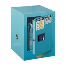 Justrite® Sicherheitsschrank Countertop Sure-Grip® FM, für Ätzmittel