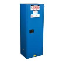 Justrite® Slimline Sure-Grip® FM corrosieve veiligheidskast