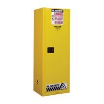 Justrite® Slimline Sure-Grip® FM-veiligheidskast