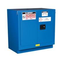 Justrite® Undercounter Sure-Grip® FM corrosieve veiligheidskast