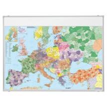 Kaart van Europa FRANKEN