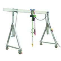 Kabel/voeding voor single-beam aluminium portaalkraan