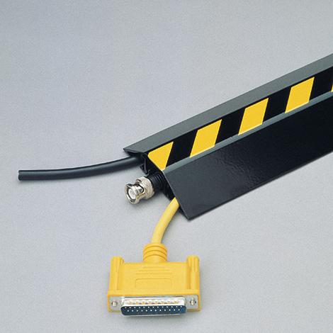 Kabelbrücken aus PVC oder Aluminium