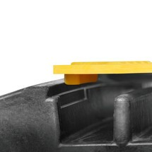 Kabelbrug met 5 schachten, insteekbaar