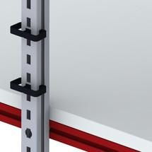 Kabelklemmen voor complete paktafel BASIC