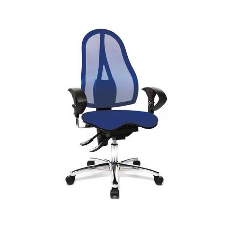 Kancelárska otočná stolička Topstar® Ortho15
