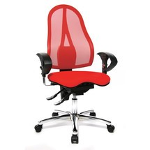 Kancelářská otočná židle Topstar® Ortho 15