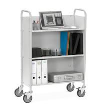 Kancelářský vozík na složky a pilfetra®