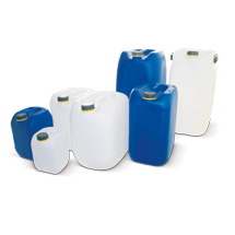 Kanister aus Polyethylen, 5 bis 60 Liter
