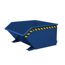 Kantelbare container met automatisch afrollen, lage hoogte