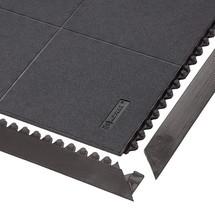 Kantenleiste für Bodenplatten-Stecksystem Montage-Arbeitsplätze