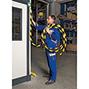 Kantenschutz, Kreis, selbstklebend, 5 m Rolle, für Innen und Außen geeignet.