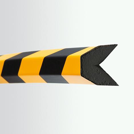 Kantenschutz, Trapez, selbstklebend, 5 m Rolle