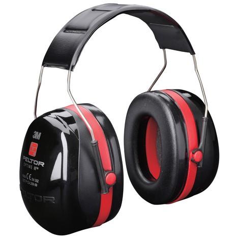 Kapselgehörschützer 3M™ Peltor™ Optime™ III, SNR-Wert dB 35
