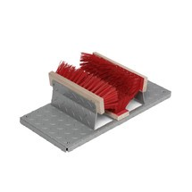 Kartáčová rohož na obuv VAR® Basic