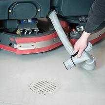 Kehr-Scheuersaugmaschine CS 7000 LPG Hybrid