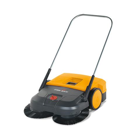 Kehrmaschine Steinbock® Turbo. Manuell, Kehrbreite 750 mm