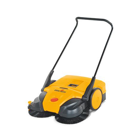 Kehrmaschine Steinbock® Turbo Premium. Manuell, Kehrbreite 770 mm