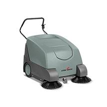Kehrsaugmaschine Steinbock® S900 Elektro