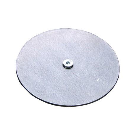 Keuzverbinder für Flach-Auffangwanne aus Stahl