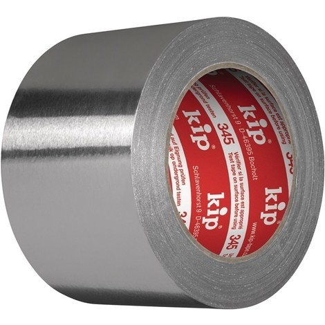 KIP Aluminiumklebeband 345