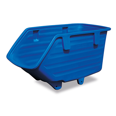Kippbehälter aus Kunststoff Basis