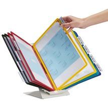 Kit completo de sistema de portahojas transparentes Vario® 3 en 1