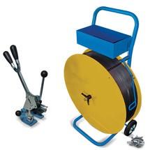 Kit de cerclage Confort pour feuillards synthétiques