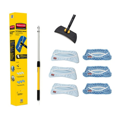 Kit de limpeza de alto desempenho Rubbermaid HYGEN™