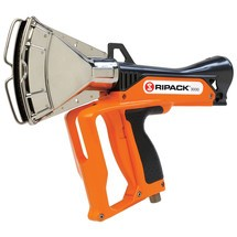 Kit d'emballage pistolet de rétraction + chariot porte-bouteille de gaz propane