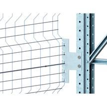 Kit di fissaggio per griglia posteriore META MULTIPAL