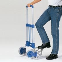 Klappbare Alu-Transportkarre fetra®
