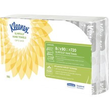 Kleenex® Handtücher Ultra Medium slim