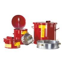 Kleinteile-Gefäß für Wasch- und Tauchbehälter Justrite®
