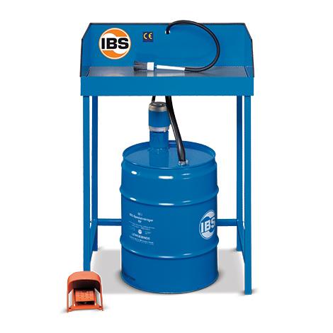 Kleinteile-Reiniger Economic für 50-Liter-Fässer