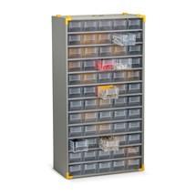 Kleinteilemagazin BASIC, mit Metallgehäuse