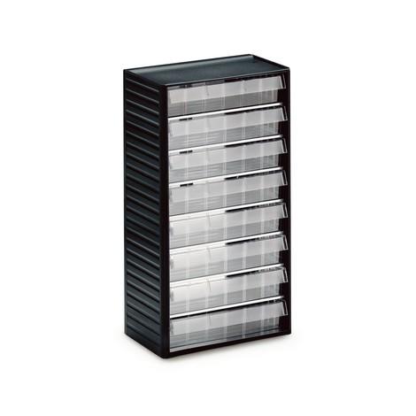 Kleinteilemagazin Premium, Höhe 550 mm