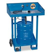 Kleinteilereiniger für 50-Liter-Fässer, mobil