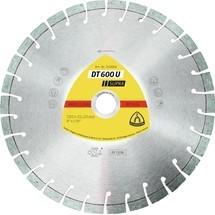 KLINGSPOR Diamanttrennscheibe DT 600 U Supra