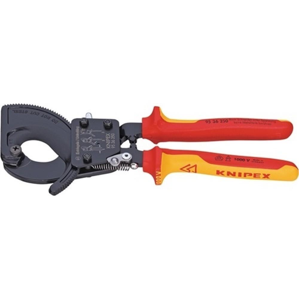 KNIPEX Kabelschneider VDE mit Mehrkomponentenhüllen