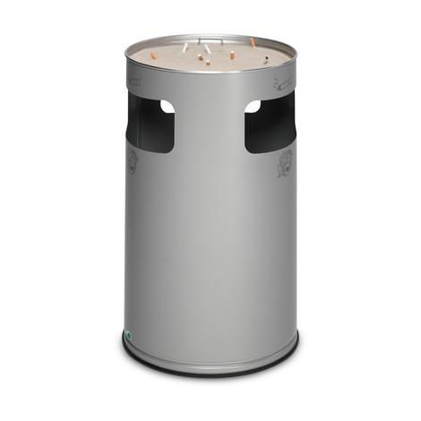 Kombinace popelového odpadu VAR®, stojící model, 69,2 litrů
