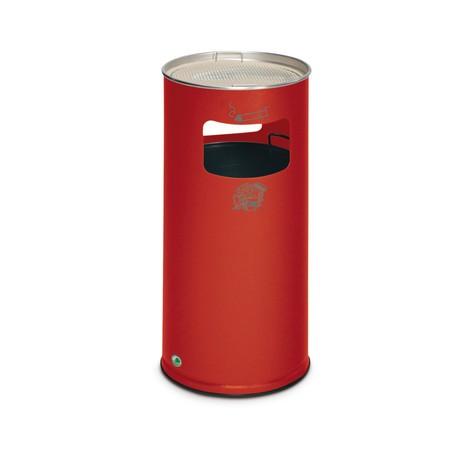 Kombinácia popola VAR®, stojaci model, 37,4 litrov