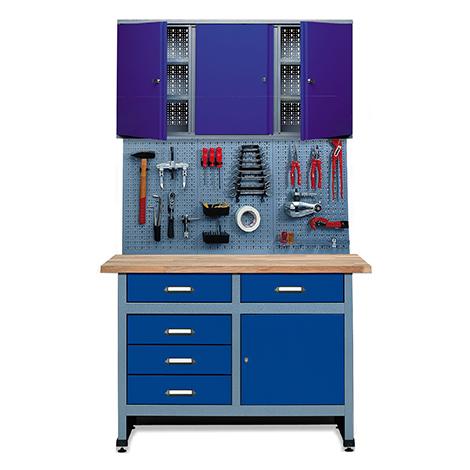 Kompaktwerkstatt-Set 3-teilig. Breite 1200 mm