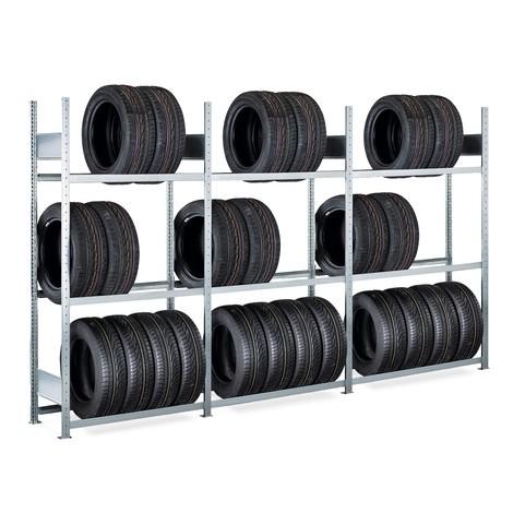 Kompletní nosič pneumatik SCHULTE