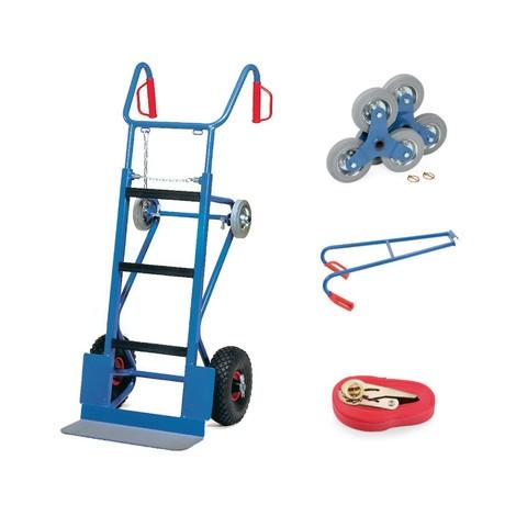 Kompletny zestaw wózka na sprzęt fetra®